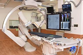 第二血管造影室